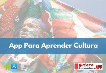 App Para Aprender Cultura general