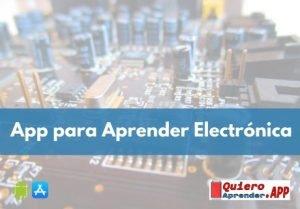 App-Para-Aprender-Electrónica