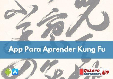 App-Para-Aprender-Kung-Fu