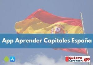 App-Para-Aprender-Las-Capitales-De-España