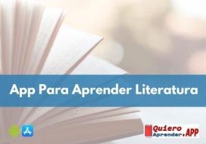 App Para Aprender Literatura