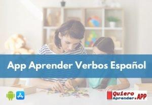 App Para Aprender Verbos Español