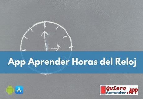 App-Para-Aprender-las-Horas-del-Reloj