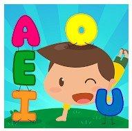 Aprender las vocales para niños de 3 a 5 años