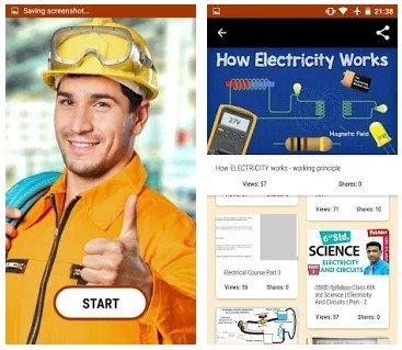 Curso de electricidad para móvil
