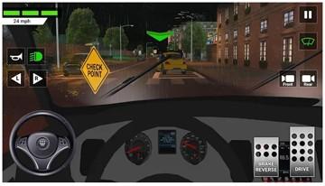 Escuela de Manejo - Simulador de Carros y Coches