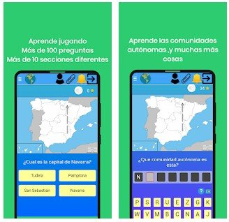 Kiz - Geografia Española para niños