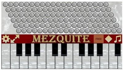 Mezquite Acordeón de Teclas (Piano) Gratis