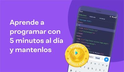 Mimo: Aprende a programar JavaScript, Python, HTML