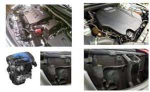 Motores de coche