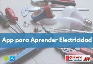 aplicaciones para aprender electricidad