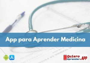 aplicaciones para aprender medicina