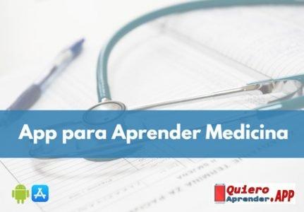 Aplicaciones para Aprender sobre Medicina