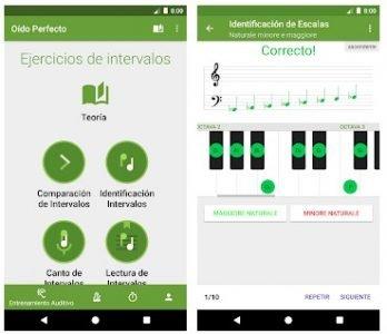 app para aprender lenguaje musical