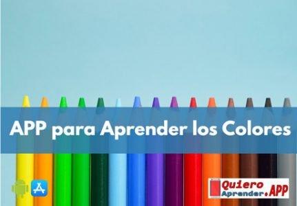 APP para Aprender los Colores