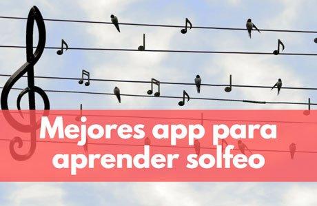 Mejor APP para Aprender Solfeo y Lenguaje Musical