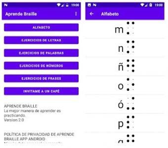 aprende braille app