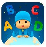 aprende el alfabeto con pocoyo