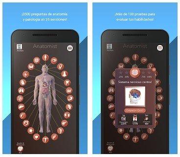 juegos de anatomia humana